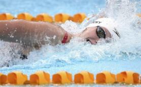 Пловчиха Ледеки установила мировой рекорд на дистанции 1500 м кролем на ЧМ в Казани