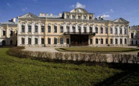 Дворец Шереметевых готовится к реставрации