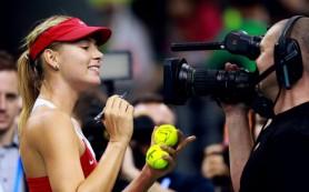 Шарапова в 11-й раз возглавила рейтинг самых высокооплачиваемых спортсменок мира
