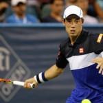 Кэй Нисикори вышел в третий круг теннисного турнира в Вашингтоне