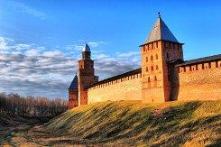Близ Великого Новгорода обнаружены остатки крепости