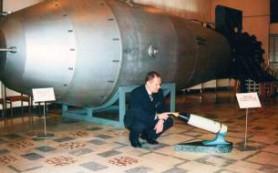 Самую мощную в мире ядерную бомбу привезли в Москву