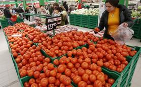 Россельхознадзор зафиксировал резкое снижение ввоза плодоовощной продукции