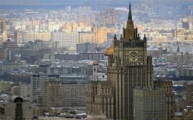 МИД РФ осудил действия Кишинева в отношении российских журналистов