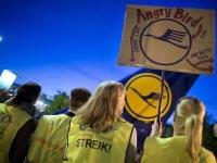 Проходит забастовка пилотов Lufthansa