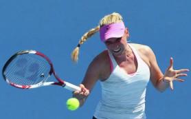 Карина Виттхёфт проиграла Донне Векич во втором круге теннисного турнира в Ташкенте