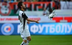 Форвард Федор Смолов признан лучшим футболистом «Краснодара» по итогам августа