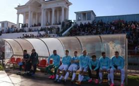 Футболисты «Зенита» проиграли «Генту» в матче Юношеской лиги УЕФА