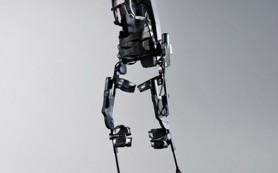 Экзоскелет для парализованного человека