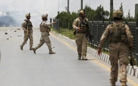 В Афганистане началась операция по освобождению города Кундуз