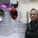 """Аниш Капур рассказал о своей выставке """"Моя алая родина"""""""
