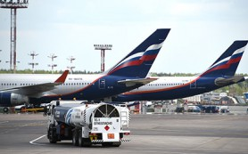 Семь российских авиакомпаний получили уведомления о запрете полетов на Украину