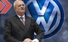 Volkswagen отправил своего главу в отставку
