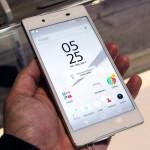 Sony представила новый флагманский смартфон Xperia Z5