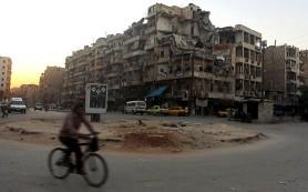 Сирию бомбят с новой стороны