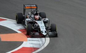 Хюлькенберг стал лучшим в первой практике на этапе «Ф-1» Гран-при России, Квят — 16-й