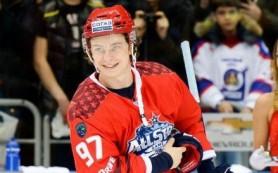 Хоккейный клуб СКА подтвердил переход экс-нападающего «Югры» Никиты Гусева