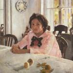 Выставка-ретроспектива Валентина Серова открылась в Третьяковке
