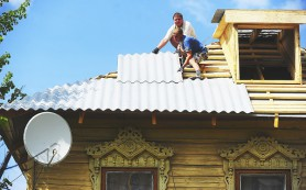 Под Юхновом отыскали настоящую русскую деревню