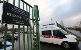 В Петербурге началась экспертиза тел пассажиров А321