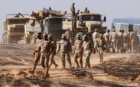 На месте крушения A321 в Египте обнаружены посторонние предметы