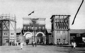 В Нижнем Новгороде нашли фрагменты павильонов Всероссийской выставки 1896 года