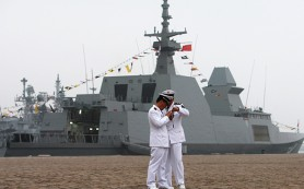 Пекин решил открыть первую военно-морскую базу за рубежом
