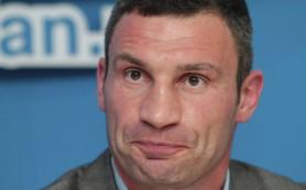 Кличко победил на выборах на пост мэра