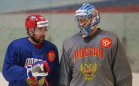 Хоккеисты Зарипов, Широков, Цветков не сыграют против финнов на Кубке Карьяла