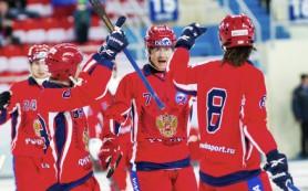 Сборная России по хоккею с мячом сыграет на турнире в Финляндии в декабре