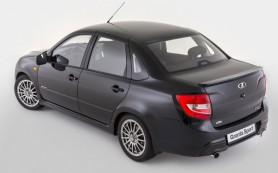 Стал известен состав «бюджетной» комплектации Lada Granta Sport