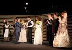 Продолжается Фестиваль камерных спектаклей по произведениям Достоевского