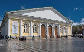 Выставка из цикла «Православная Русь» открылась в Манеже