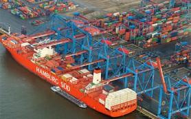 Стоимость морских перевозок упала до 30-летнего минимума