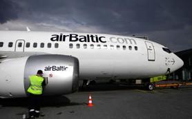 Латвийская AirBaltic отказалась от покупки Superjet 100