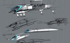 В России нашелся инвестор для реализации проекта сверхзвукового поезда