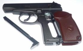 Точный пневматический пистолет Borner ПМ.