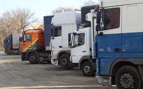 Украина прекратила пропускать российские грузовики из Белоруссии