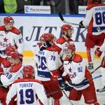 Полное превосходство: ЦСКА убедительно обыграл СКА в плей-офф КХЛ