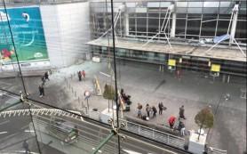 Установлены личности подозреваемых в теракте в аэропорту Брюсселя