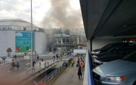 17 человек погибли результате взрывов в Брюсселе