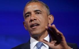 Обама продлил действие антироссийских санкций