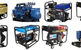 Выбираем электрогенератор: бензиновый или дизельный?