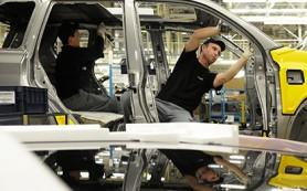 Завод Nissan в Санкт-Петербурге начал работать в одну смену