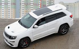 Jeep отзовет более двух тысяч внедорожников в России