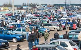 Российский рынок подержанных машин вырос в феврале