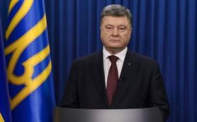 Порошенко попросил США о новых санкциях против РФ