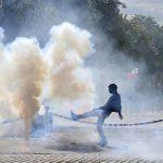 Во Франции задержали свыше 150 противников реформы трудового кодекса