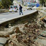 В Японии начали ликвидацию последствия землетрясения