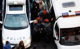 В Ереване взорвался автобус, три человека погибли